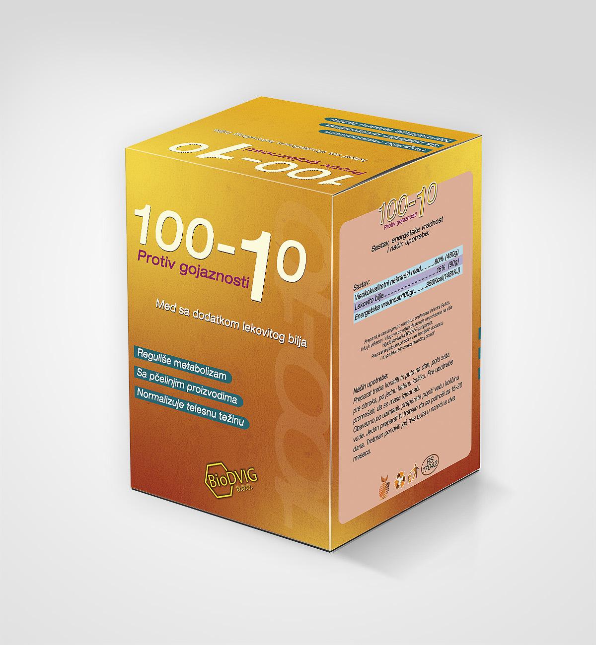100-10 Biodvig DOO