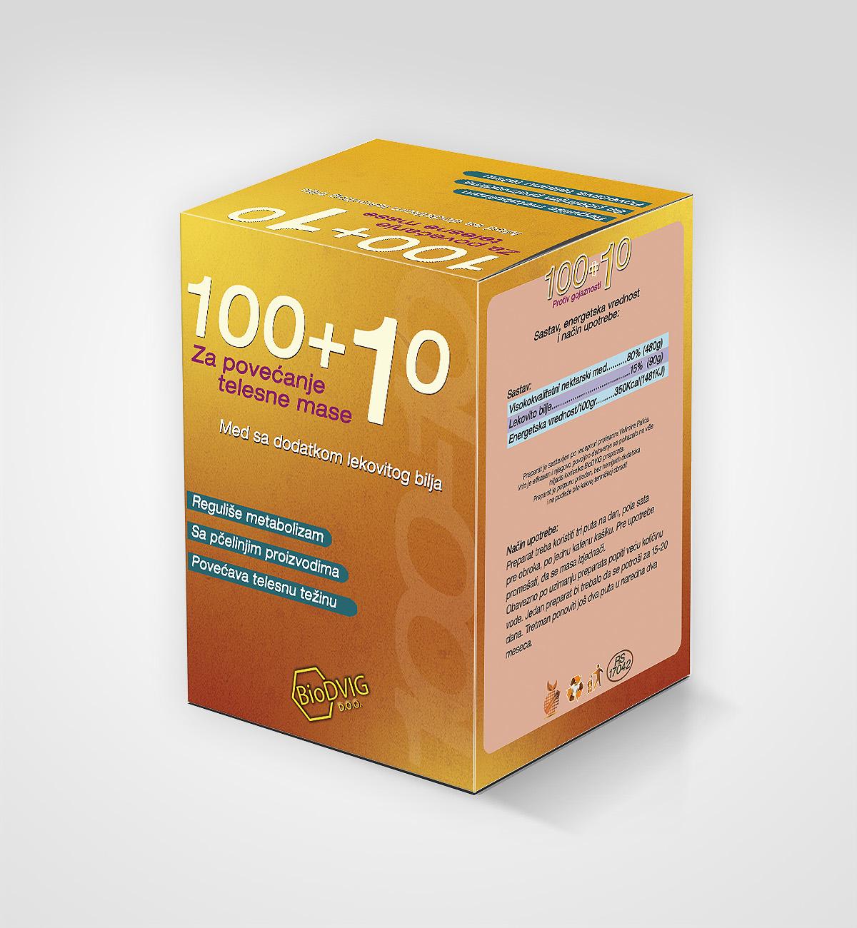100+10 - Biogvig DOO