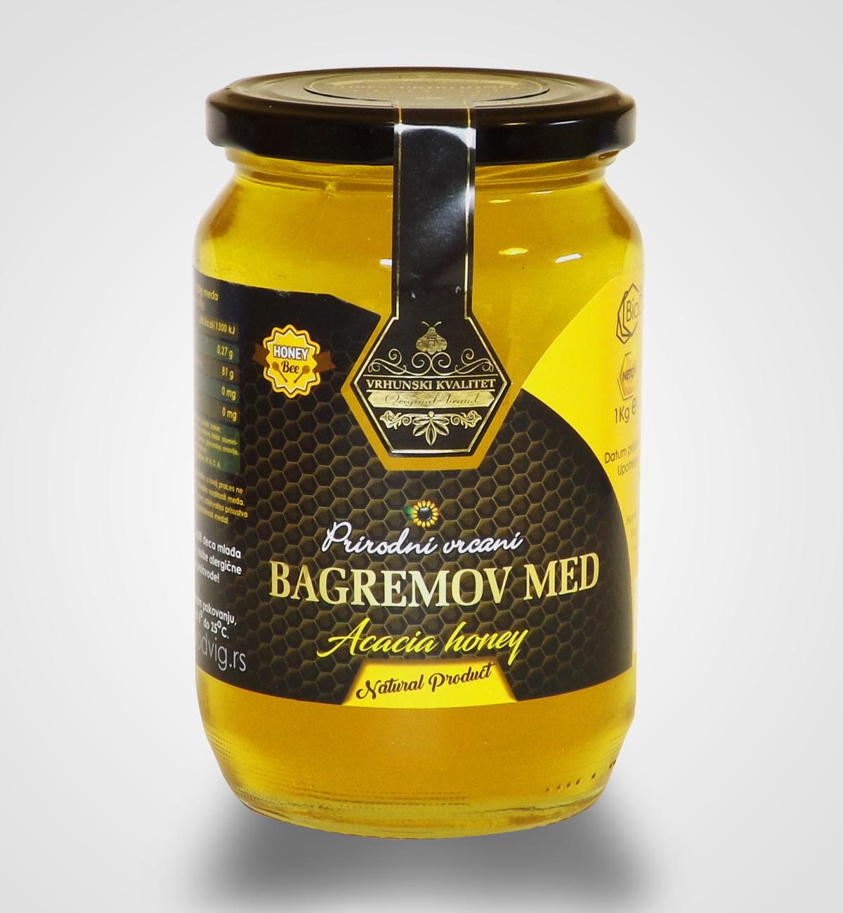 Bagremov med - Biodvig DOO