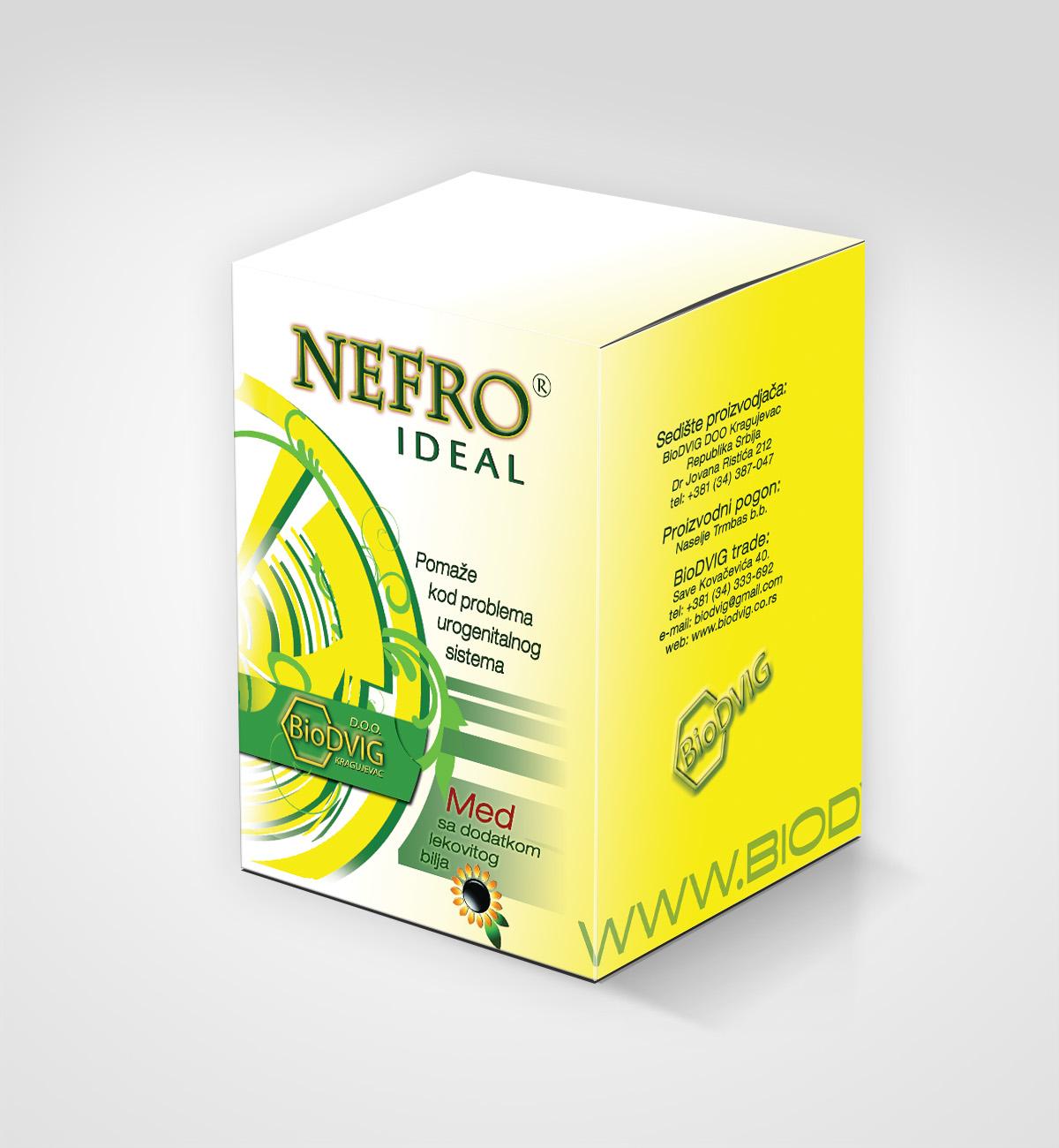 Nefro Ideal - biodvig DOO