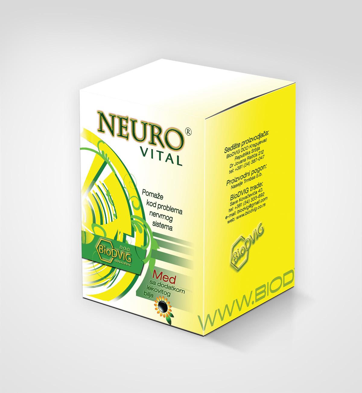 Neuro Vital - Biodvig DOO